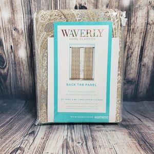 Waverly Back Tab Panel